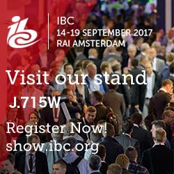IBC SHOW 2017