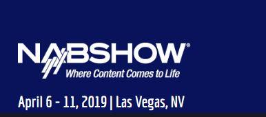 NAB SHOW 2019